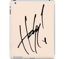 Hayley Williams Autograph iPad Case/Skin