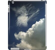 ©HCS Cirrus March And Cumulus IA. iPad Case/Skin