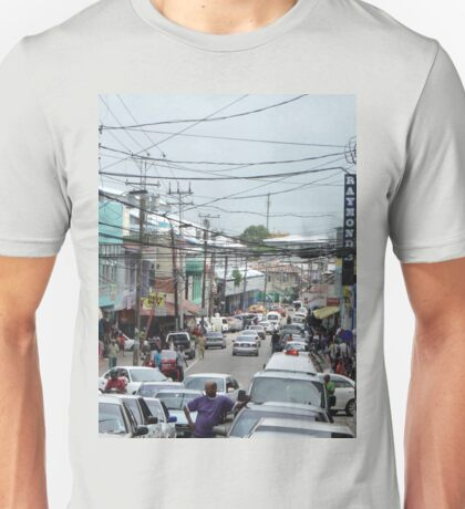 a vast Trinidad and Tobago landscape Unisex T-Shirt
