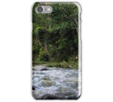Fast Flowing  iPhone Case/Skin