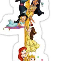 Disney Princesses Welcome Princess Merida  Sticker