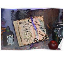 Disney Haunted Mansion Madame Leota Foolish Mortal Poster