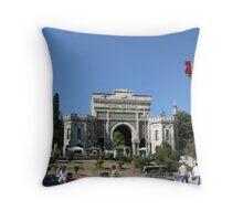 Istanbul University Throw Pillow