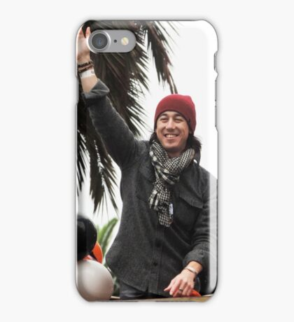 Tim Lincecum WSP 2014 iPhone Case/Skin