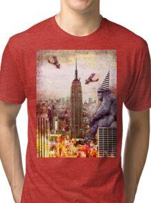 Vintage Kong Tri-blend T-Shirt