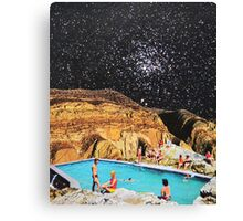 Stars Shining Canvas Print