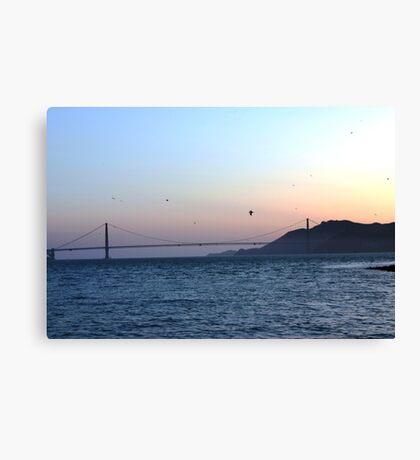 San Francisco Bay Canvas Print