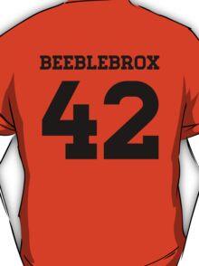 Beeblebrox Sports Jersey T-Shirt