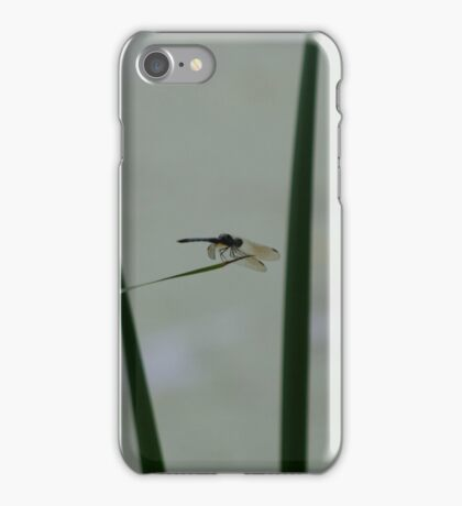 Dragonfly Sihouette iPhone Case/Skin