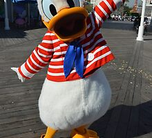 Disney Donald Duck by notheothereye