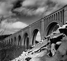 Tunkhannock Viaduct Two by GPMPhotography