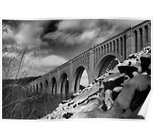 Tunkhannock Viaduct Two Poster