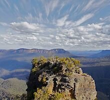 Blue Mountains - Great Dividing Range by iami