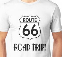 Road Trip on Route 66 Unisex T-Shirt