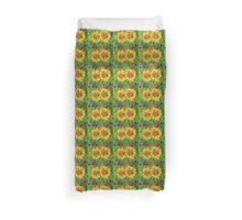 Sunny Flowers (pastel) Duvet Cover
