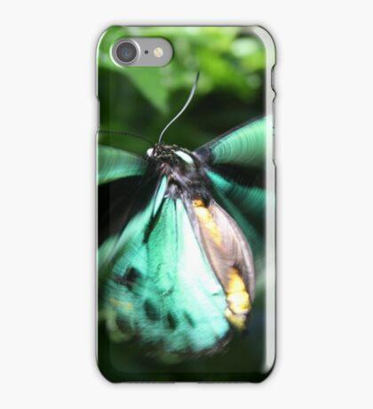 Jade Butterfly iPhone Case/Skin