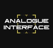 Person of Interest - Analogue Interface T-Shirt