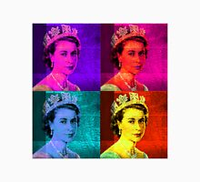 Queen Elizabeth II - Pop Art Unisex T-Shirt