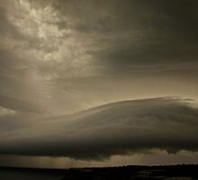 Storm & Clouds. Kernell, Australia. by iami