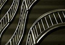 Stair Wave by Elizabeth Bravo