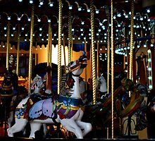 Carousel #2 by Judy Seltenright