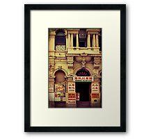 Shanghai Village Framed Print
