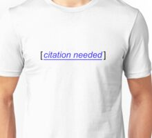[citation needed] Unisex T-Shirt