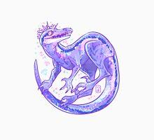 Blue Velociraptor T-Shirt