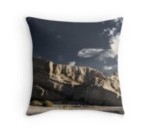 Shadows Will Fall Throw Pillow