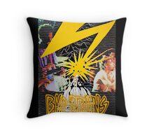 Bad Brains Throw Pillow