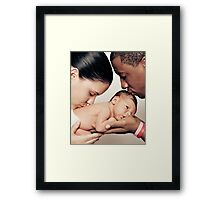Baby Love Framed Print