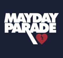 MAYDAY PARADE HEART LOGO Kids Clothes