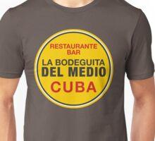 La Bodeguita Del Medio Habana Cuba Unisex T-Shirt