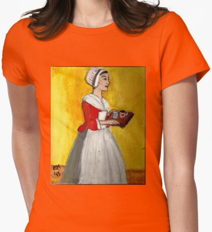 The Pot Of Chocolate(after Jean-Etienne Liotard) T-Shirt