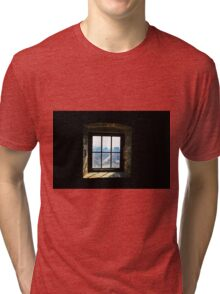 Room with a View Tri-blend T-Shirt