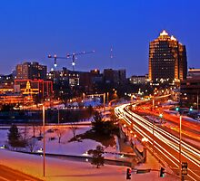 Plaza Lights Kansas City, Missouri by Drew Gregory