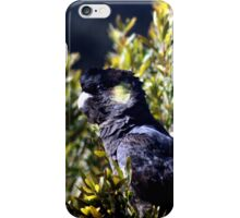 Who's Cocky Then iPhone Case/Skin