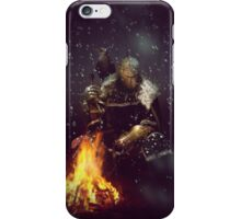 King Crow iPhone Case/Skin