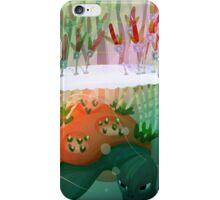 FaunaFlora iPhone Case/Skin