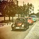 Punch buggy red by oopyphotography