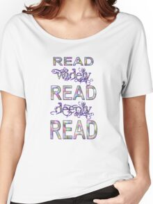 Read Sequence One Women's Relaxed Fit T-Shirt
