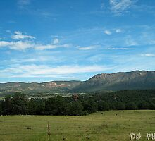 Just Another Day in Canon City, Colorado  by Drew Gregory