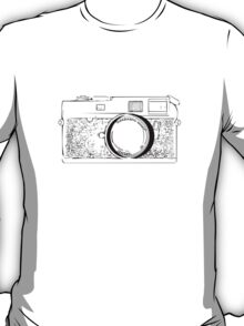 Vintage Photo Camera T-Shirt