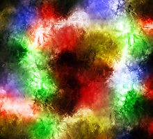 an abstract colour background by becreative