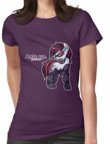 Ante Up - Augmented V2 Womens Fitted T-Shirt