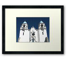 Church in Livermore, California Framed Print