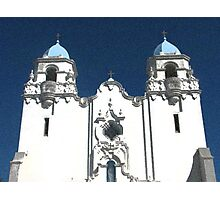 Church in Livermore, California Photographic Print