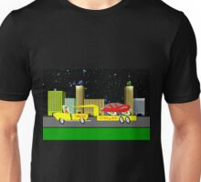 Delivery Toon Truck Unisex T-Shirt