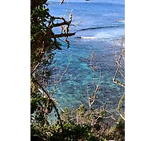 Middle Beach, Lord Howe Island Photographic Print