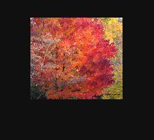 Autumn Trees at the Park Unisex T-Shirt
